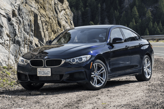 2016 BMW 4 Series Owners Manual and Concept