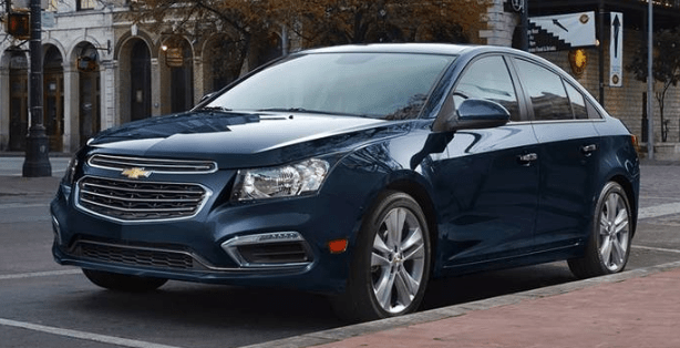 2016 Chevrolet Cruze Limited Owners Manual and Concept