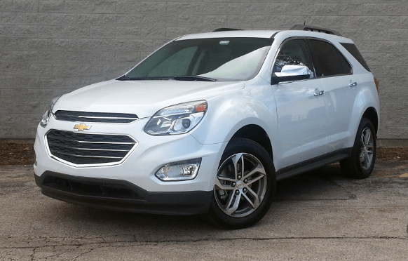2016 Chevrolet Equinox Owners Manual and Concept