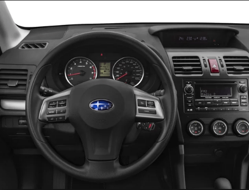 2016 Subaru Forester Interior and Redesign