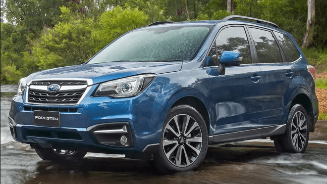 2016 Subaru Forester Owners Manual and Concept