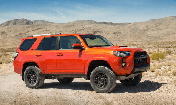 2016 Toyota 4Runner Owners Manual and Concept