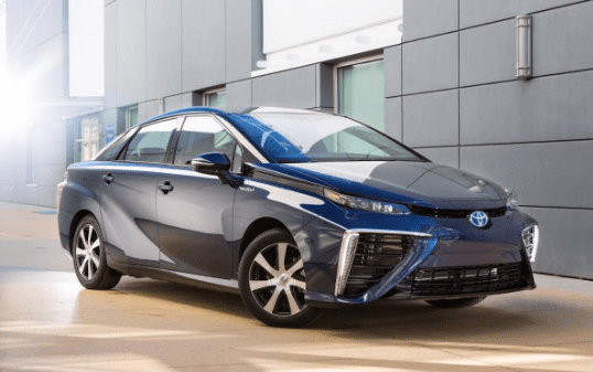2016 Toyota Mirai Owners Manual and Concept