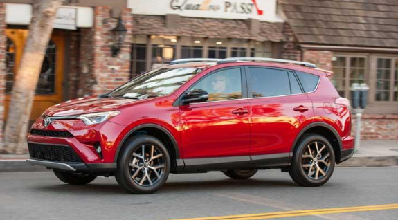 2016 Toyota RAV4 Owners Manual and Concept