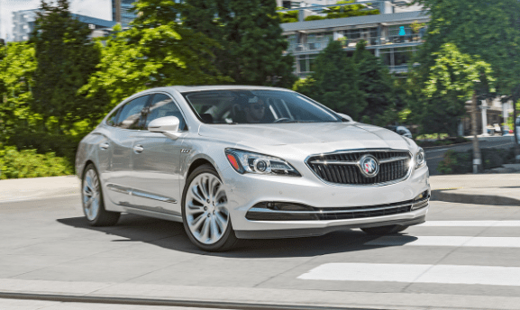 2017 Buick LaCrosse Owners Manual and Concept