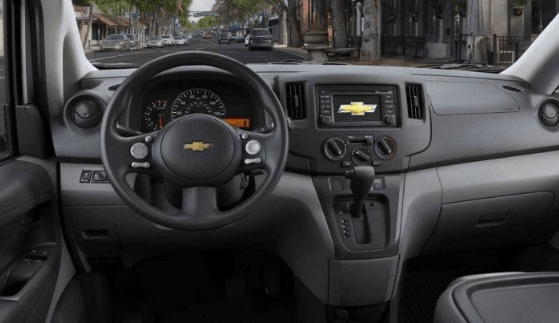 2017 Chevrolet City Express Interior and Redesign