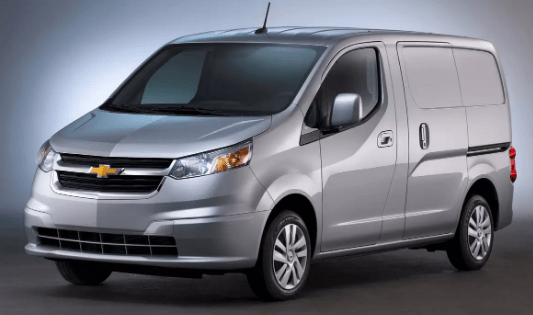 2017 Chevrolet City Express Owners Manual and Concept