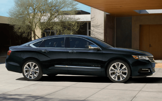 2017 Chevrolet Impala Owners Manual and Concept
