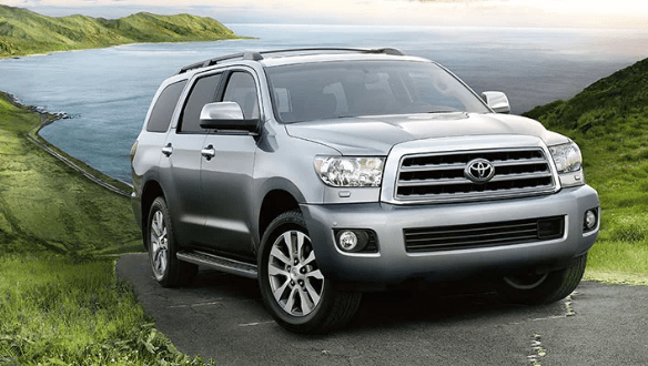 2017 Toyota Sequoia Owners Manual and Concept
