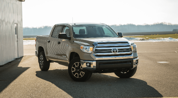 2017 Toyota Tundra Owners Manual and Concept