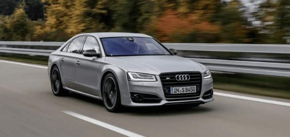2018 Audi S8 Owners Manual and Concept