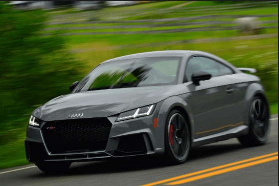 2018 Audi TTS Owners Manual and Concept