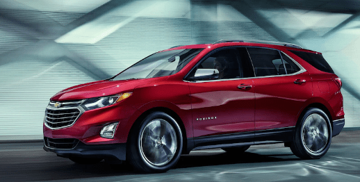 2018 Chevrolet Equinox Owners Manual and Concept