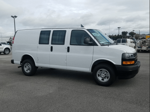 2018 Chevrolet Express 3500 Owners Manual and Concept