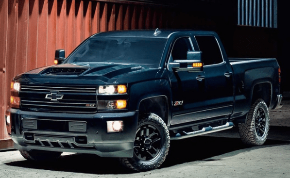 2018 Chevrolet Silverado 3500 Owners Manual and Concept