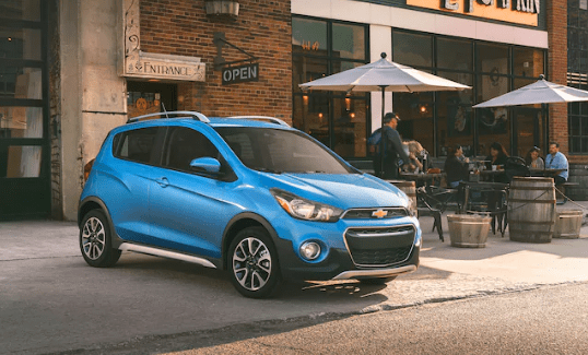 2018 Chevrolet Spark Owners Manual and Concept