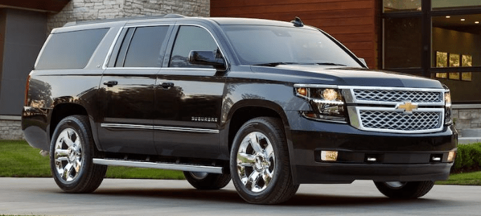 2018 Chevrolet Suburban Owners Manual and Concept