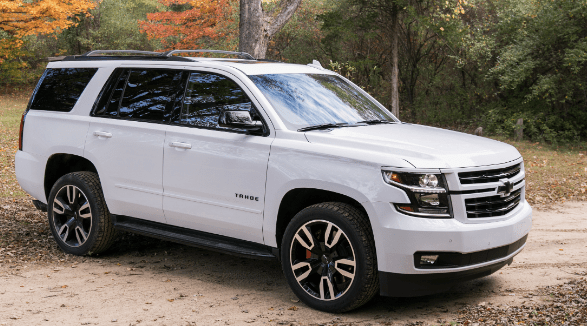 2018 Chevrolet Tahoe Owners Manual and Concept