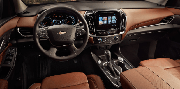2018 Chevrolet Traverse Interior and Redesign