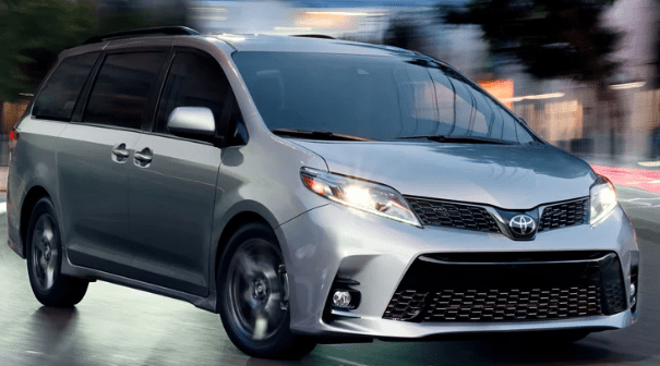 2018 Toyota Sienna Owners Manual and Concept