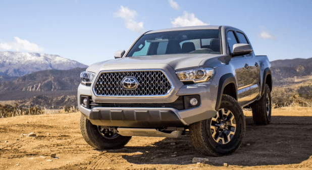 2018 Toyota Tacoma Owners Manual and Concept
