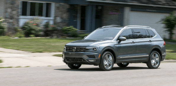 2018 Volkswagen Tiguan Owners Manual and Concept