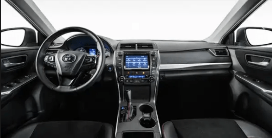 2015 Toyota Camry Hybrid Interior and Redesign