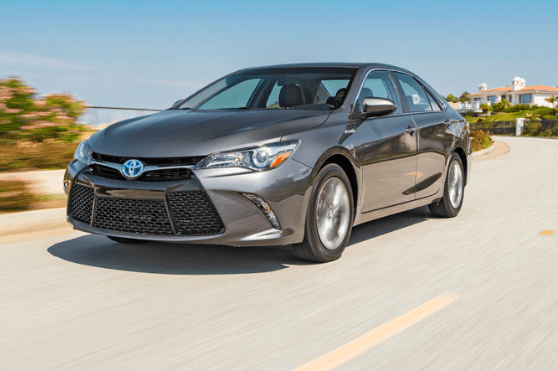 2015 Toyota Camry Hybrid Owners Manual and Concept