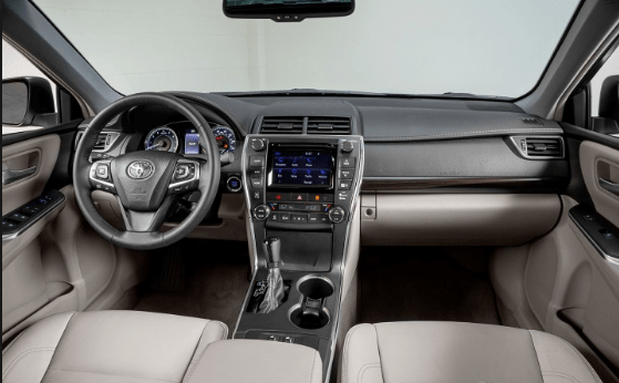 2015 Toyota Camry Interior and Redesign