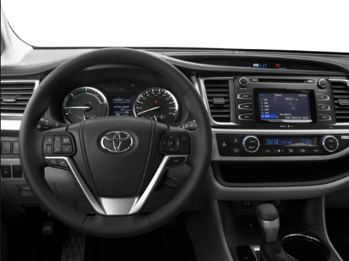 2015 Toyota Highlander Hybrid Interior and Redesign