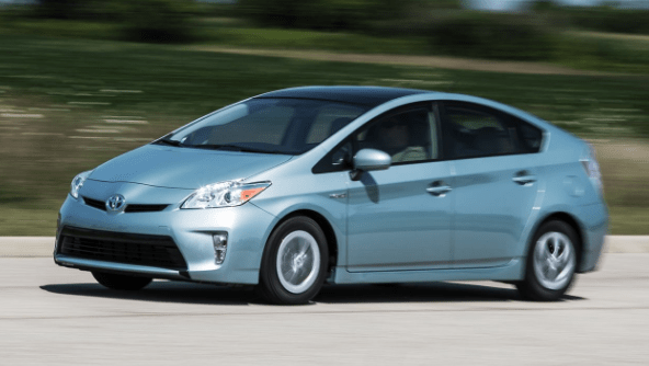2015 Toyota Prius Owners Manual and Concept