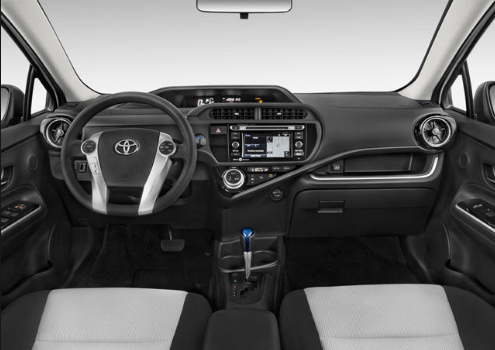 2015 Toyota Prius c Interior and Redesign