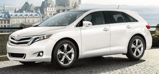 2015 Toyota Venza Owners Manual and Concept