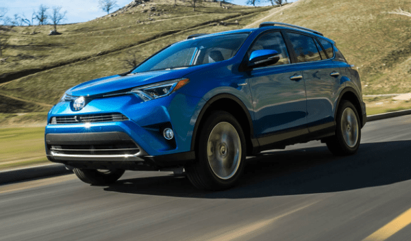 2016 Toyota RAV4 Hybrid Owners Manual and Concept