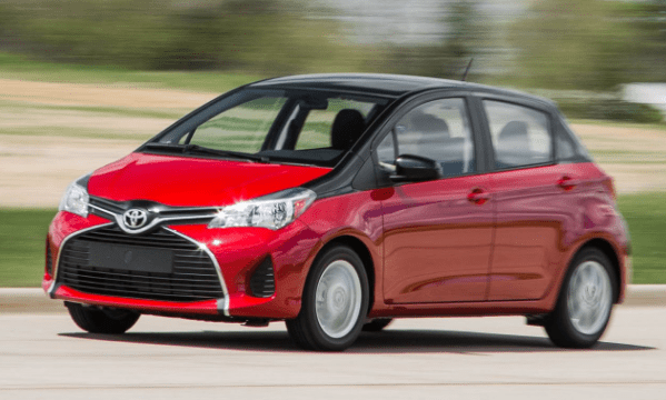 2016 Toyota Yaris Owners Manual and Concept