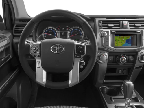 2015 Toyota 4Runner Interior and Redesign