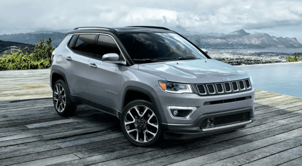 2019 Jeep Compass Release Date