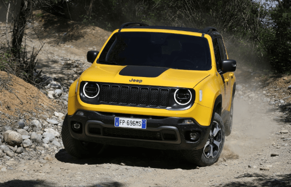 2019 Jeep Renegade Release Date