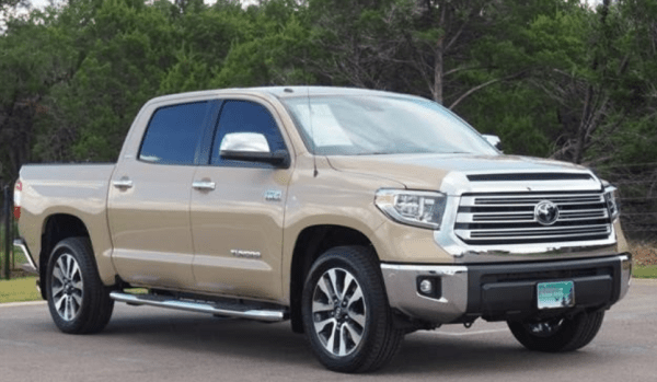 2019 Toyota Tundra Release Date