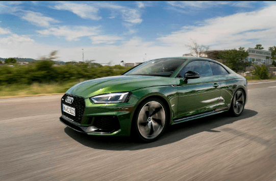 2018 Audi RS5 Coupe Owners Manual
