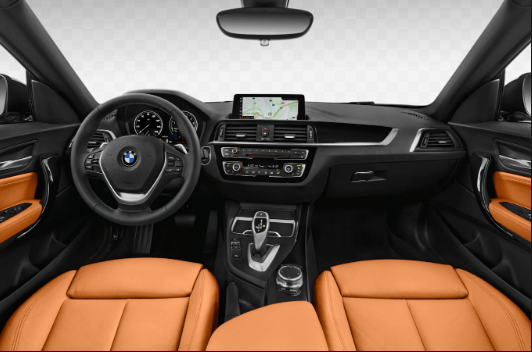 2018 BMW 2-Series Interior