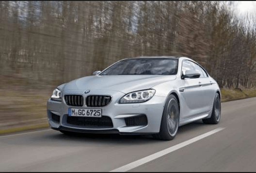 2018 BMW M6 Owners Manual