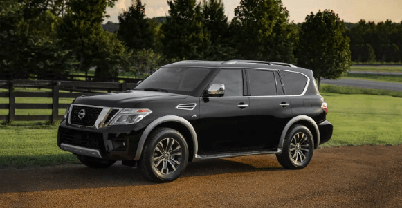 2018 Nissan Armada Owners Manual
