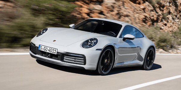2020 Porsche 911 Owners Manual