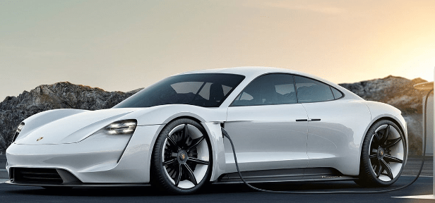 2020 Porsche Taycan Owners Manual