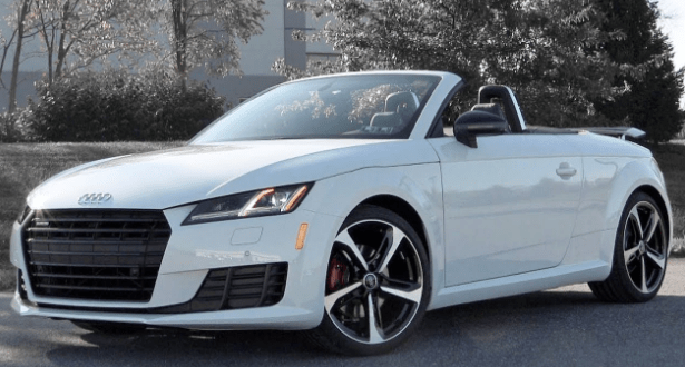 2018 Audi TT Roadster Owners Manual