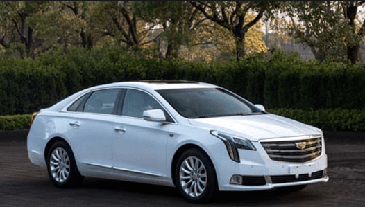 2018 Cadillac XTS Owners Manual