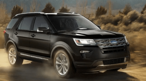 2018 Ford Explorer Owners Manual
