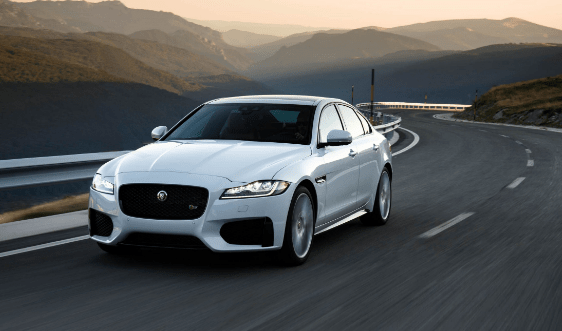 2018 Jaguar XF Owners Manual