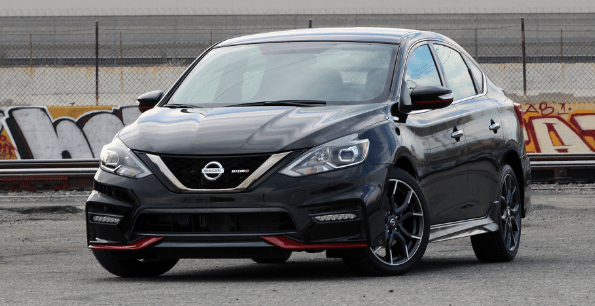 2019 Nissan Sentra Owners Manual